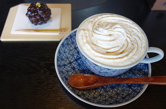 鹿子ウインナコーヒー