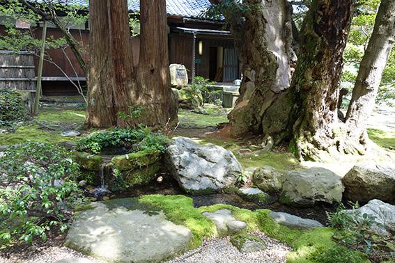 松風閣庭園