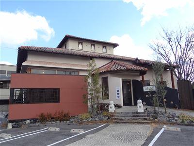 チャイニーズレストラン Ichiのお店の外観