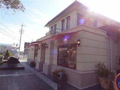 ピッツェリア ブル のお店の外観