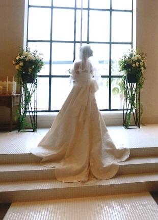 ご結婚式のC様お写真