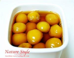 梅の甘露煮 (300x233)