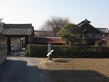 IMG_2133 ④ 東門と母屋