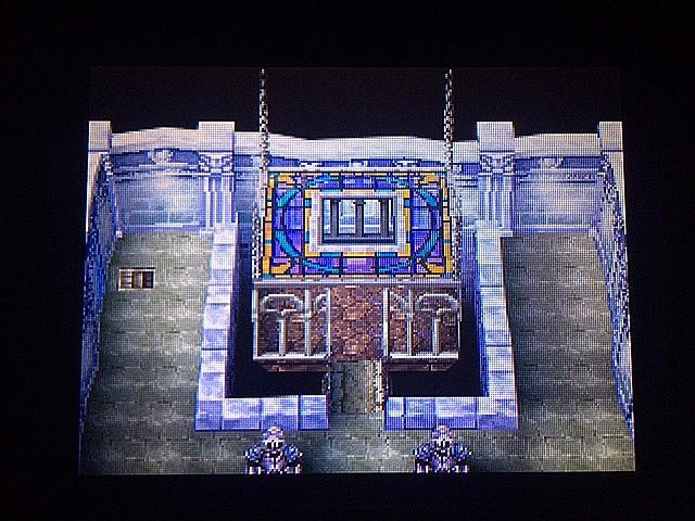 ドラクエ4 北米版 バロンのラッパと地下世界ナディリア3