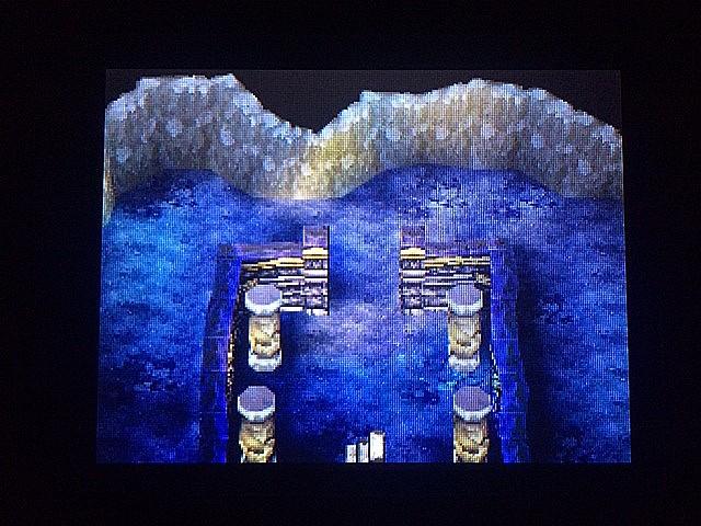 ドラクエ4 北米版 バロンのラッパと地下世界ナディリア15