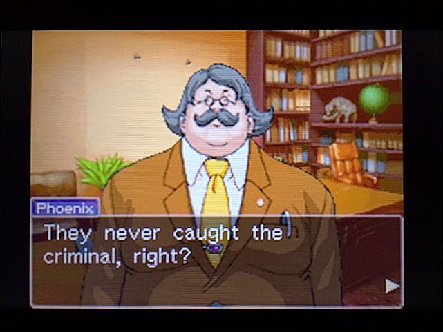 逆転裁判 北米版 DL-6事件5