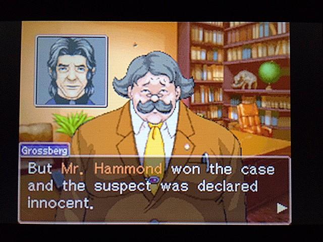 逆転裁判 北米版 DL-6事件9