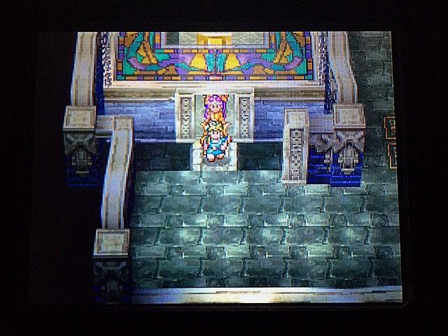 ドラクエ4 北米版 ナディリアの城16