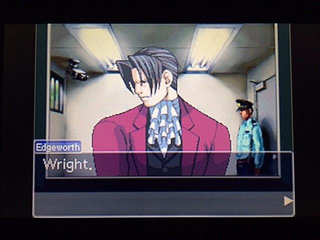 逆転裁判 北米版 エッジワースの弁護の行方24