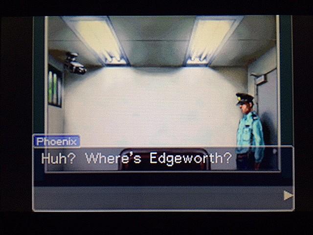 逆転裁判 北米版 エッジワースの弁護の行方48