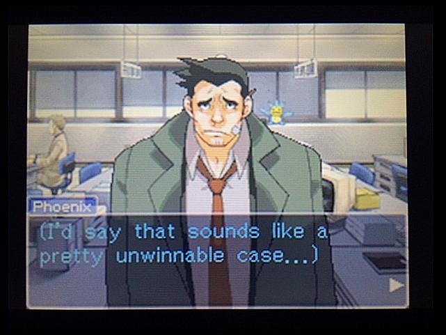 逆転裁判 北米版 マイルズ・エッジワースの弁護人4