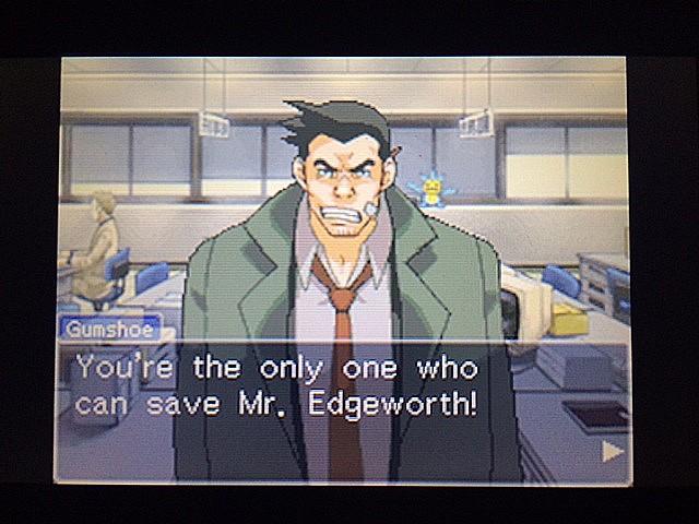逆転裁判 北米版 マイルズ・エッジワースの弁護人11