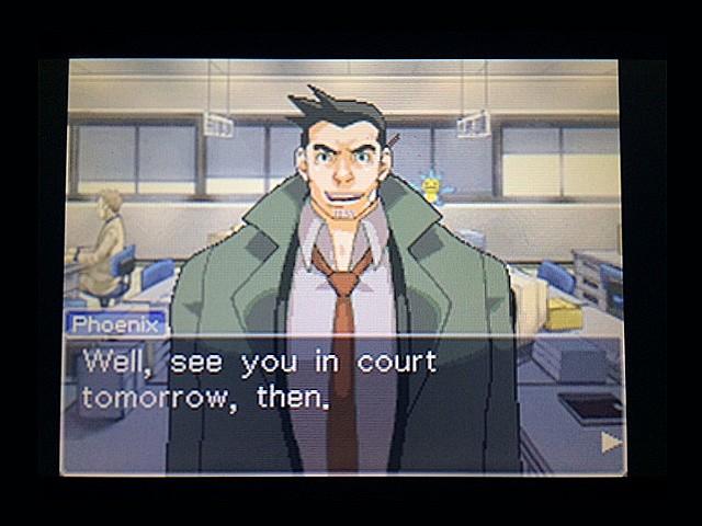 逆転裁判 北米版 マイルズ・エッジワースの弁護人18