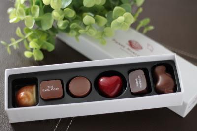 バレンタインチョコ1