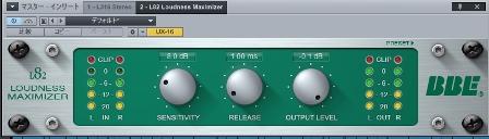 L82 Loudness Maximizer