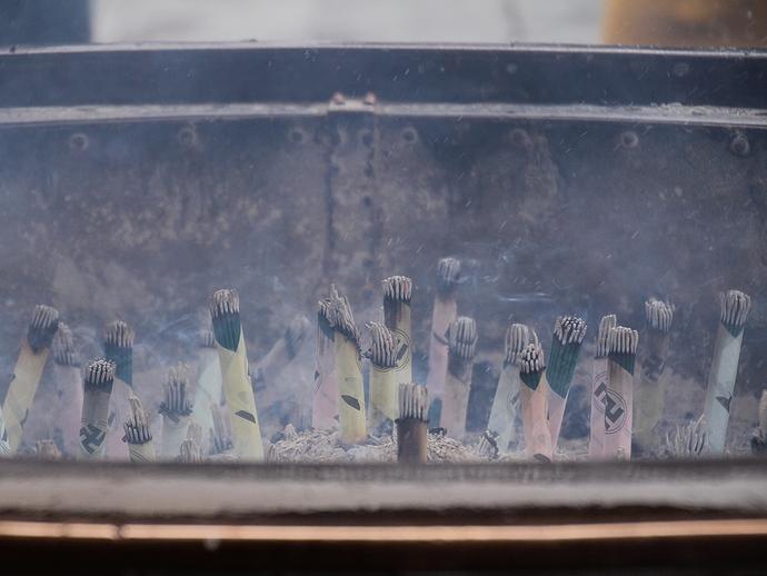 浅草寺の香炉