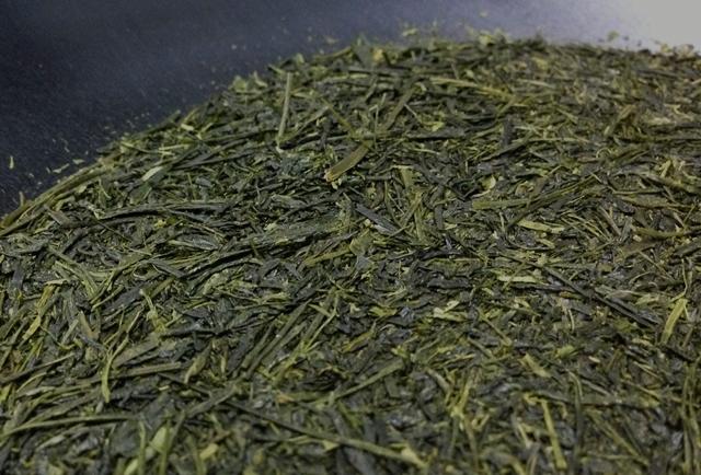 屋久島新茶2