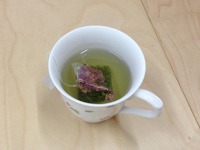 薔薇煎茶ティーバック