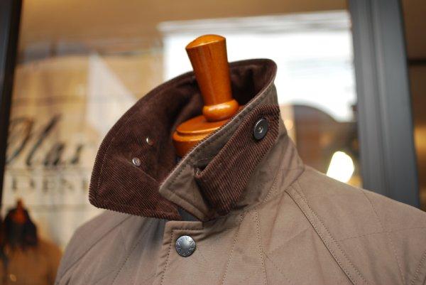 マックスフリッツ ウインターライディングジャケット MFB-1841/パラフィンキルトジャケツト