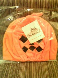 かぼちゃ帽