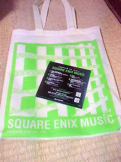 MUSIC 特製エコバックとサンプラーCD Vol.4