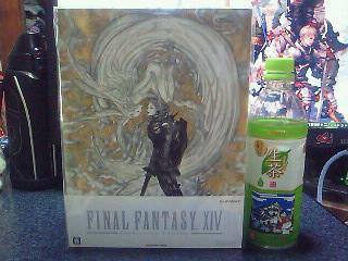 FINAL FANTASY XIVコレクターズエディション
