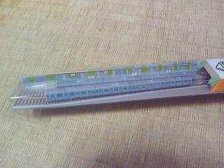 山手線車両箸