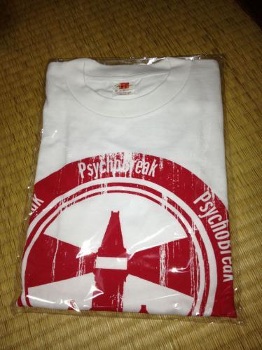 PsychoBreak/Tシャツ
