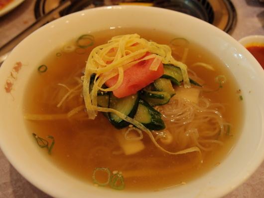 冷麺(中)