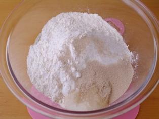 甘酒でつくる食パン01