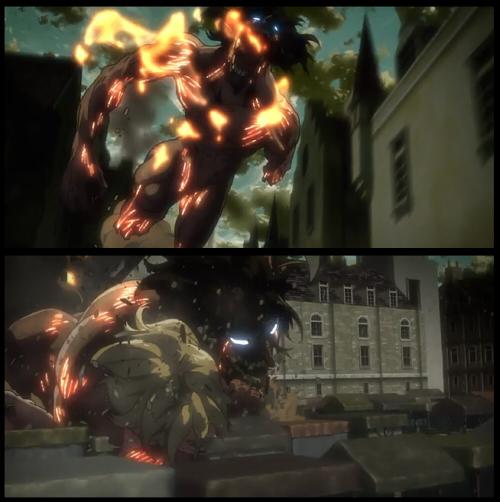 炎の巨人エレン
