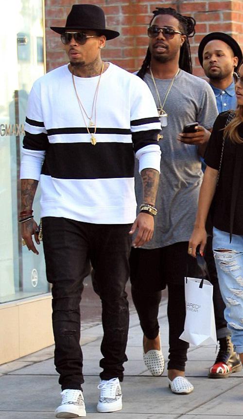 クリス・ブラウン(Chris Brown):ケイスリーヘイフォード(Casely-Hayford)フィリング・ピース(Filling Pieces)