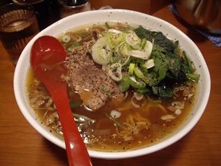 肉肉ラーメン 2/100 西新宿店 肉肉ラーメン大