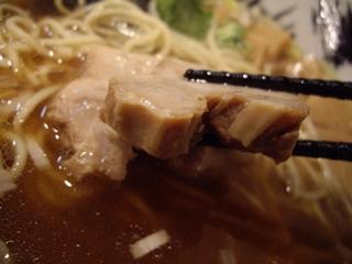 麺屋 けくう 醤油ラーメン(豚なんこつ)