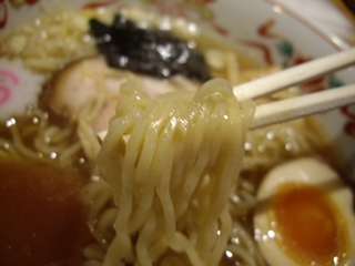 支那そば とんぼ 支那そば(麺)