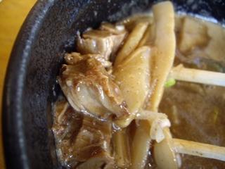 麺奏 ハモニカ 濃厚つけ麺大(具)
