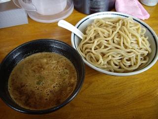 麺奏 ハモニカ 濃厚つけ麺大