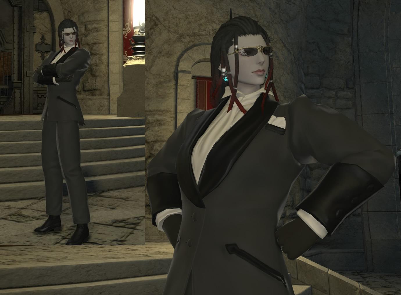 ドレッドスーツ