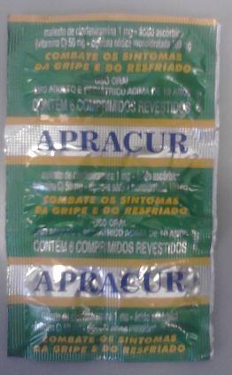 ブラジルの薬①