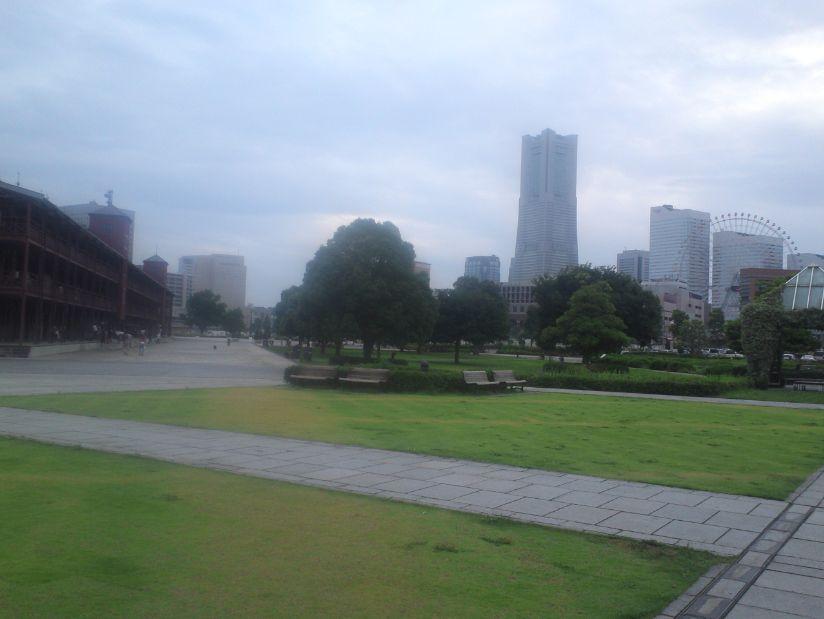 赤レンガ倉庫公園