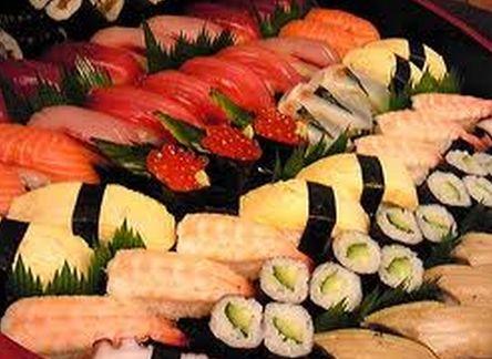 ブラジルのお寿司