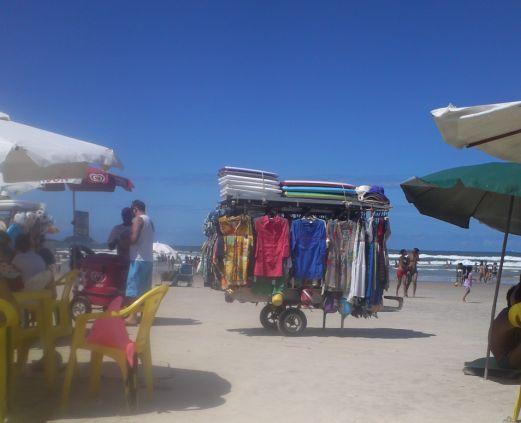 浜辺の商い1