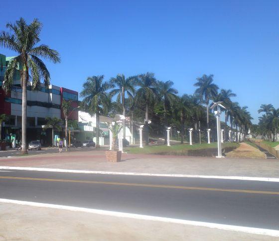 ブラジル通り