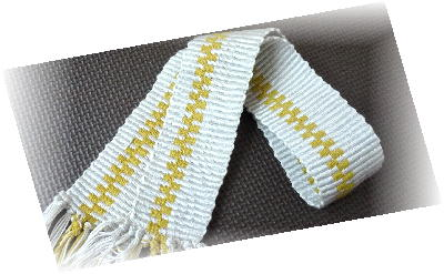 バンド織り