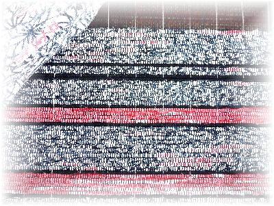 裂き織り3-1