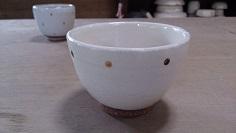 パフィンさん茶碗。
