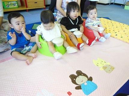 LittleBabyクラス