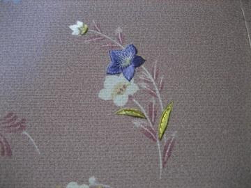 日本刺繍 花丸にあしらい5