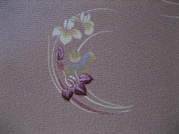 日本刺繍 花丸にあしらい6
