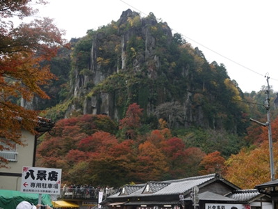 深耶馬溪(2013-11-15)